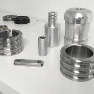 CNC-Drehteile von KLE-TEC
