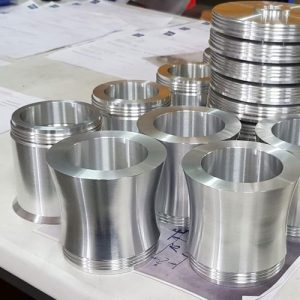 CNC-Kleinserienfertigung bei KLE-TEC