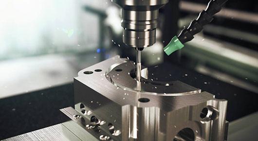 Teaser CNC-Fräsen